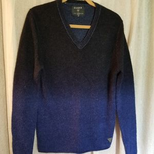 Guess - Two Tone Ombre Wool Sweater